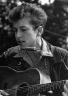 The first Beatles song Bob Dylan heard on the radio