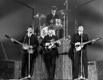 50 Years Ago: BEATLEMANIA IS BORN