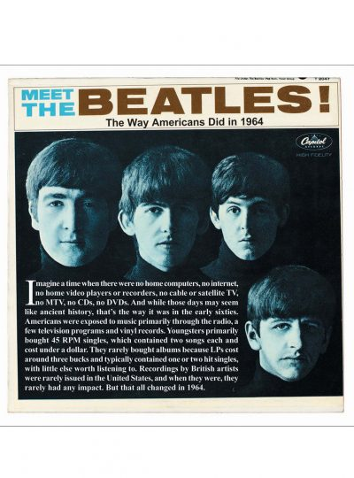 a research on the beatles