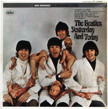 50 Years Ago: Beatles Butcher Cover Fiasco