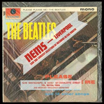 53rd anniversary of the release of PLEASE PLEASE ME