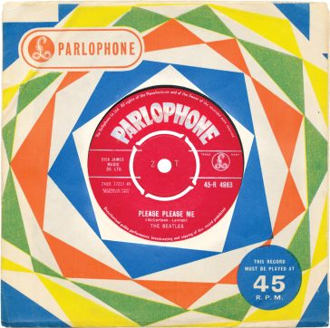 50 Years Ago: Beatles Promote Please Please Me Single