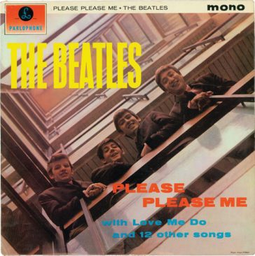 Songs Recorded For Please Please Me