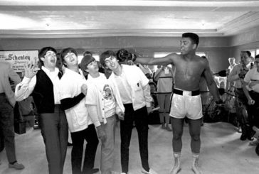 Memories of Ali and the Beatles