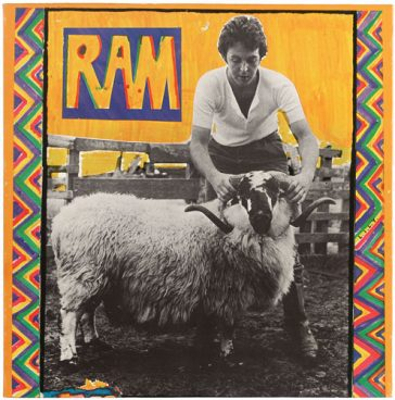 PAUL RELEASES REMASTERED AND DELUXE EDITION OF RAM