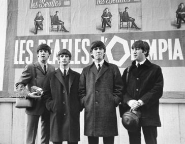 50 Years Ago: BEATLES BEGIN THREE-WEEK ENGAGEMENT IN PARIS
