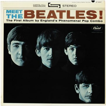 50 Years Ago: BEATLES IN PARIS WHILE CAPITOL RELEASES MEET THE BEATLES!