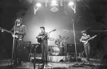 The Beatles first U.S. concert appearance