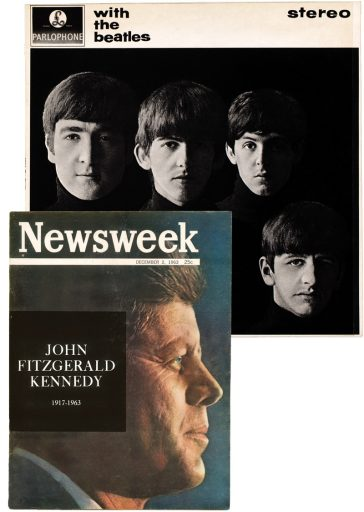 50 Years Ago: TALES OF TRIUMPH AND TRAGEDY–THE BEATLES KENNEDY CONNECTION