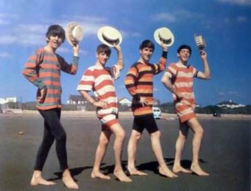 50 Years Ago: BEATLES AT SEASIDE RESORT