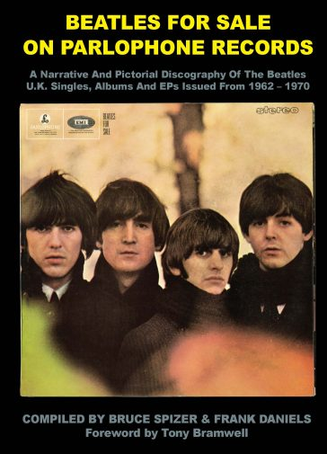 Bruce Spizer previews new book on Beatles' Parlophone record releases