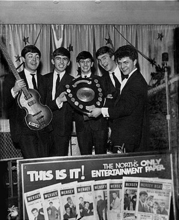 50 Years Ago: Beatles Top Mersey Beat Poll Again