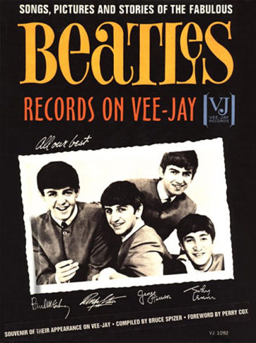 0OLDPRODUCT The Beatles Records on Vee-Jay