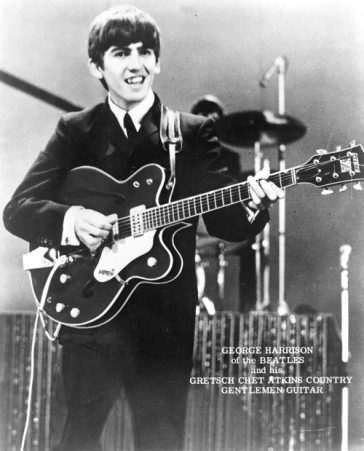 50 Years Ago: GEORGE BECOMES FIRST BEATLE TO PERFORM IN AMERICA
