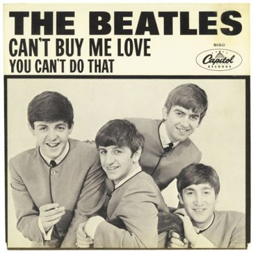 50 Years Ago: BEATLES DOMINATE U.S. CHARTS WHILE FILMING CONTINUES ON THEIR MOVIE
