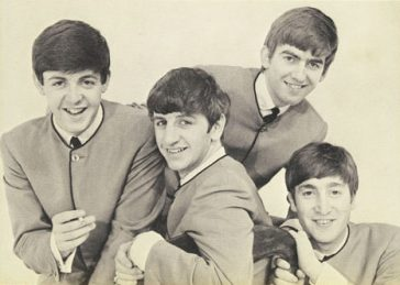 50 Years Ago: CAN'T BUY ME LOVE RELEASED WHILE BEATLES CONTINUE FILMING FIRST MOVIE