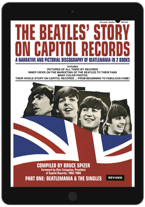 The Beatles' Story on Capitol Records – Part 2: The Albums (Digital Edition)