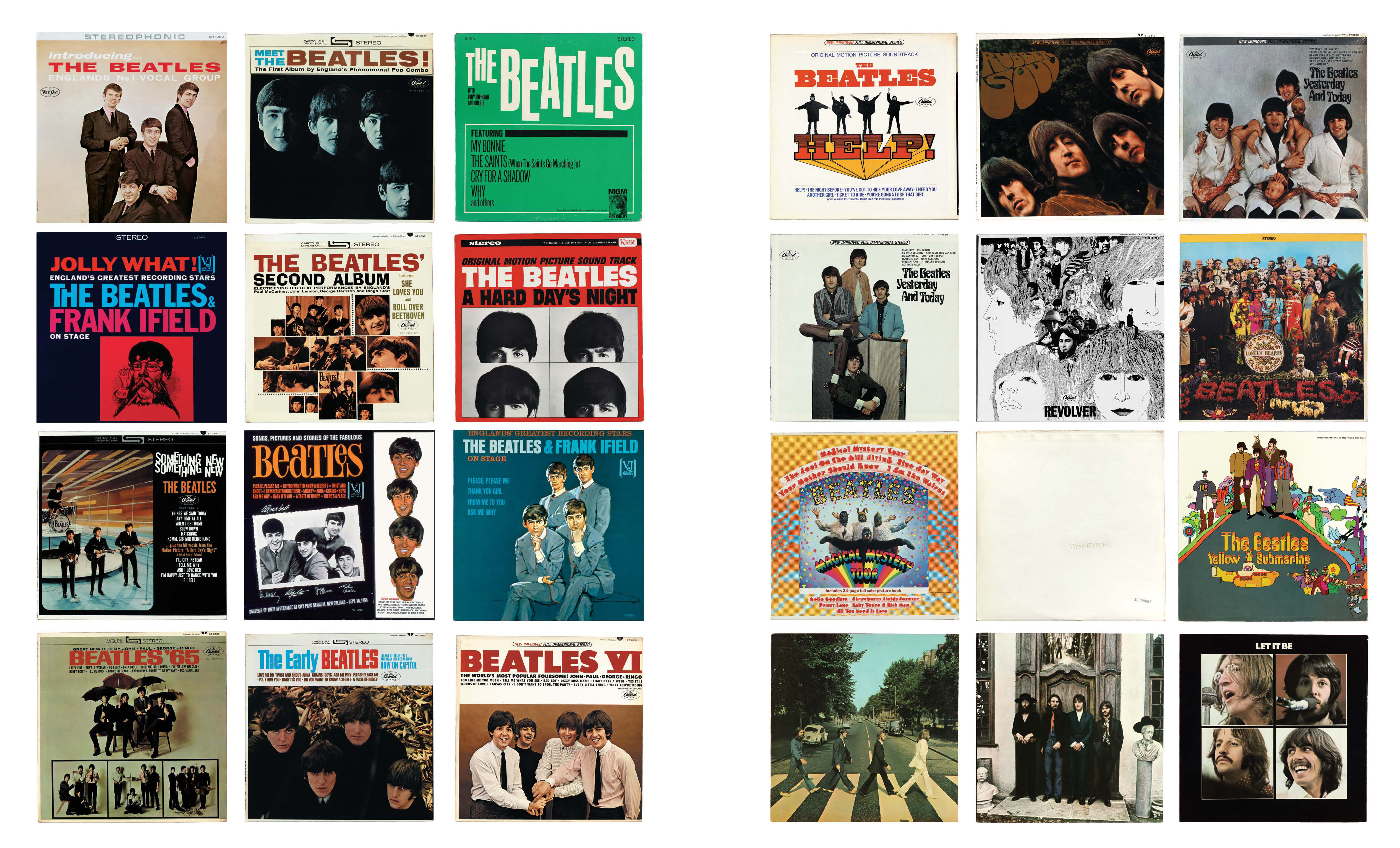 Price Guide For The Beatles American Records Beatle Net
