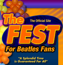 New Jersey Fest for Beatles Fans, Mar. 23–25, 2012