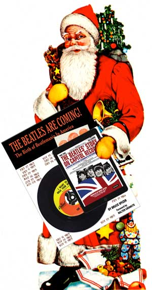 Santa loves the Beatles