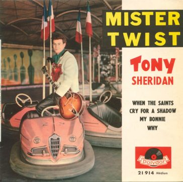 TONY SHERIDAN DIES IN HAMBURG