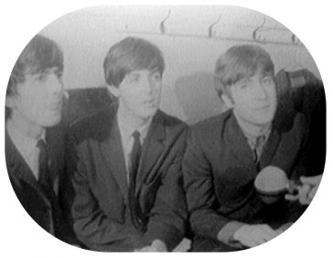 First American TV broadcast to show the Beatles?