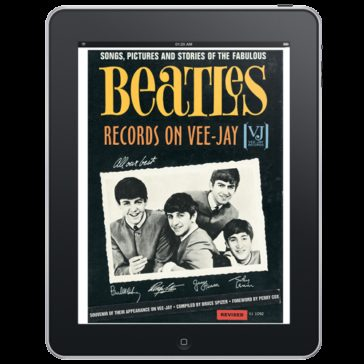 0OLDPRODUCT The Beatles Records on Vee-Jay – Digital Edition
