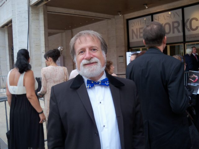 Bruce Attends McCartney's Ocean's Kingdom Ballet