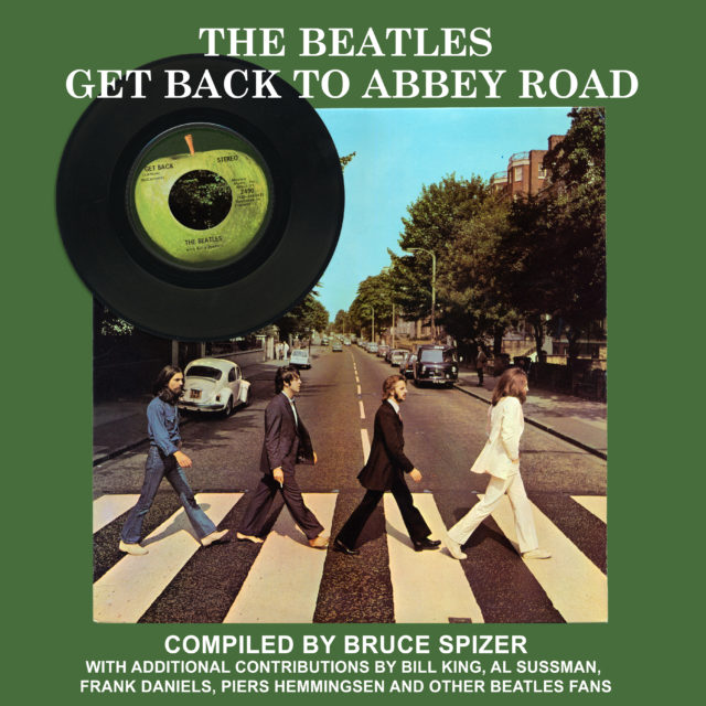The Beatles Get Back To Abbey Road nearing completion!