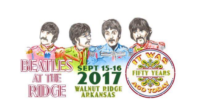Beatles at the Ridge in Walnut Ridge, AK, Sept. 15, 2017