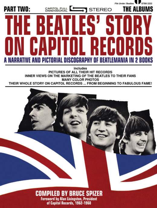 Beatles on Capitol Records V2