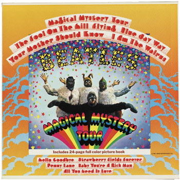 Looking for Magical Mystery Tour Recollections