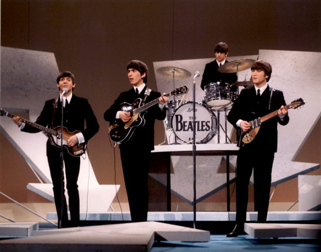 Beatles Debut on the Ed Sullivan Show