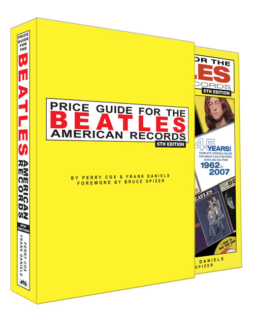 PRICE GUIDE SLIPCASE