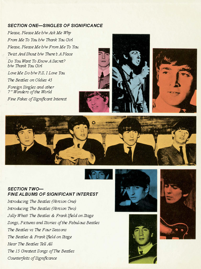 The Beatles Records on Vee-Jay (Digital Ed )