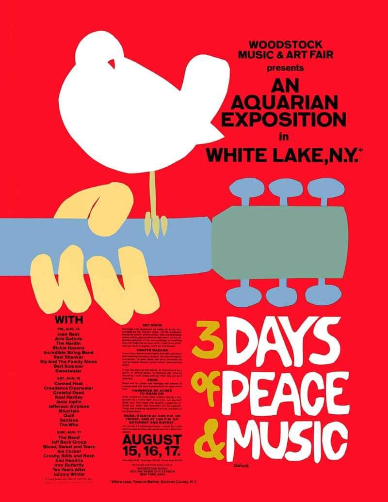 50 Years Ago The Beatles Do Not Play Woodstock Beatle Net