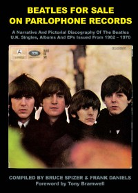 beatles uk cover front mono