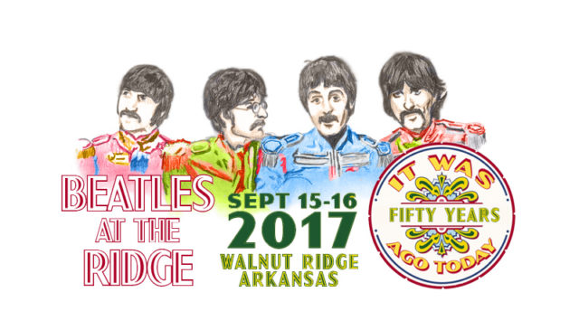 Beatles at the Ridge in Walnut Ridge, AK, Sept. 15, 2017