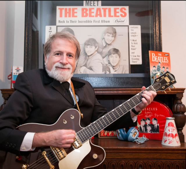 Local Beatles expert Bruce Spizer's new book celebrates 50th anniversary of landmark 'Sgt. Pepper' album