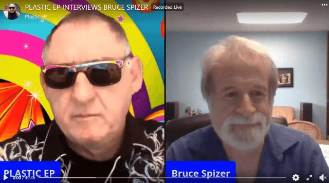 Plastic EP Interviews Bruce Spizer